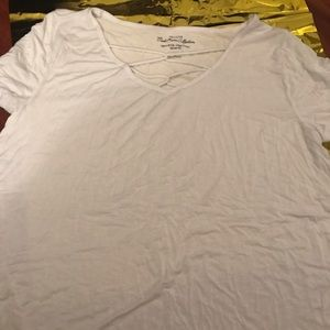 Hollister soft cotton tee